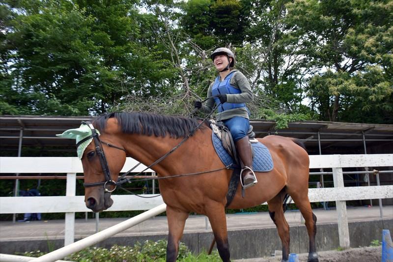 1day体験乗馬